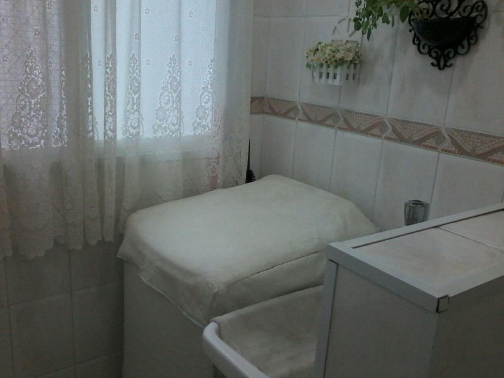 Área de serviço do apartamento com 1 dormitórios em OCIAN - PRAIA GRANDE