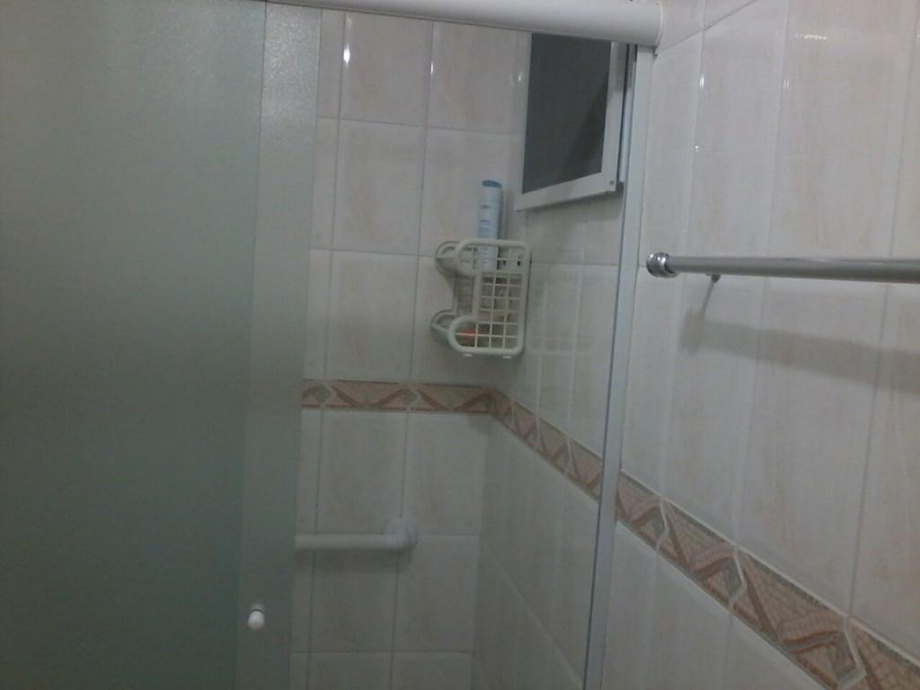 WC social ang 02 do apartamento com 1 dormitórios em OCIAN - PRAIA GRANDE