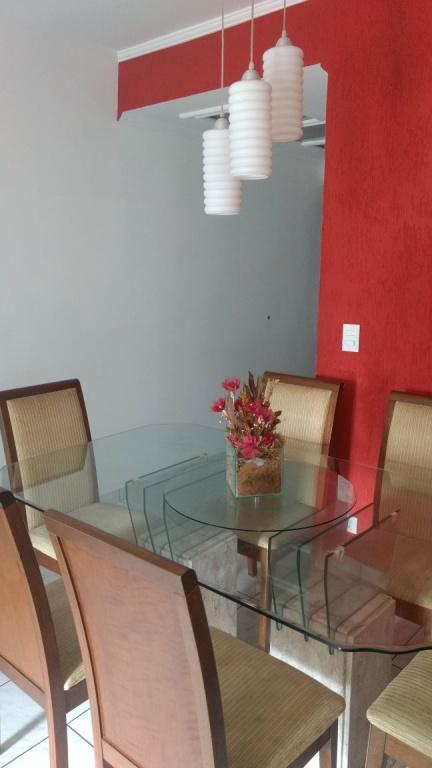 Sala ang 04 do apartamento com 2 dormitórios em OCIAN - PRAIA GRANDE