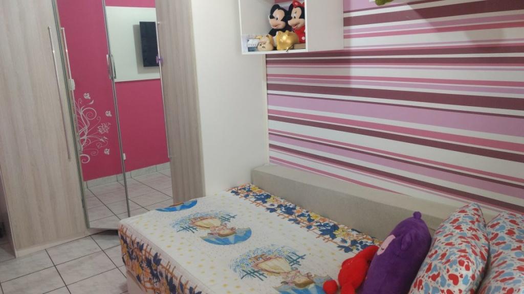 Dormitório 02 ang 02 do apartamento com 2 dormitórios em OCIAN - PRAIA GRANDE