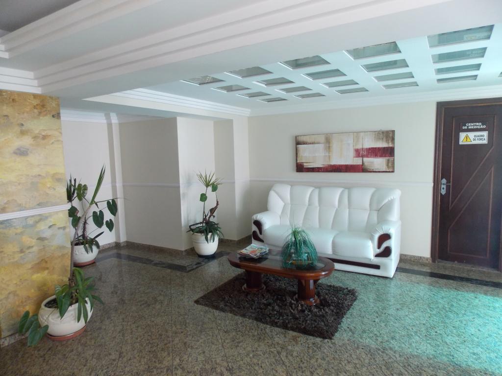 Hall de entrada ang 02 do apartamento com 2 dormitórios em OCIAN - PRAIA GRANDE
