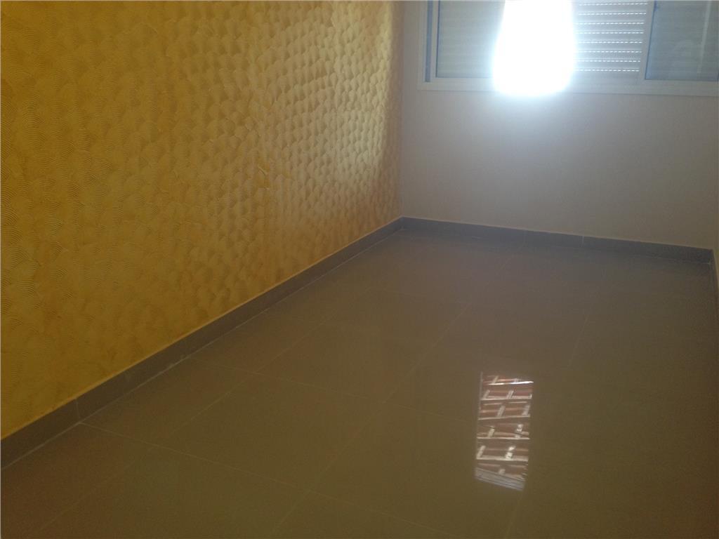 Dormitório 01 do casa geminada com 3 dormitórios em CANTO DO FORTE - PRAIA GRANDE
