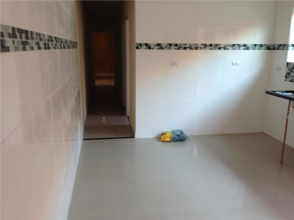 Cozinha ang 03 do casa geminada com 3 dormitórios em CANTO DO FORTE - PRAIA GRANDE