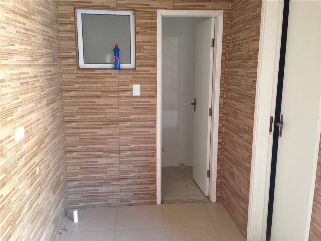 WC social externo do casa geminada com 3 dormitórios em CANTO DO FORTE - PRAIA GRANDE