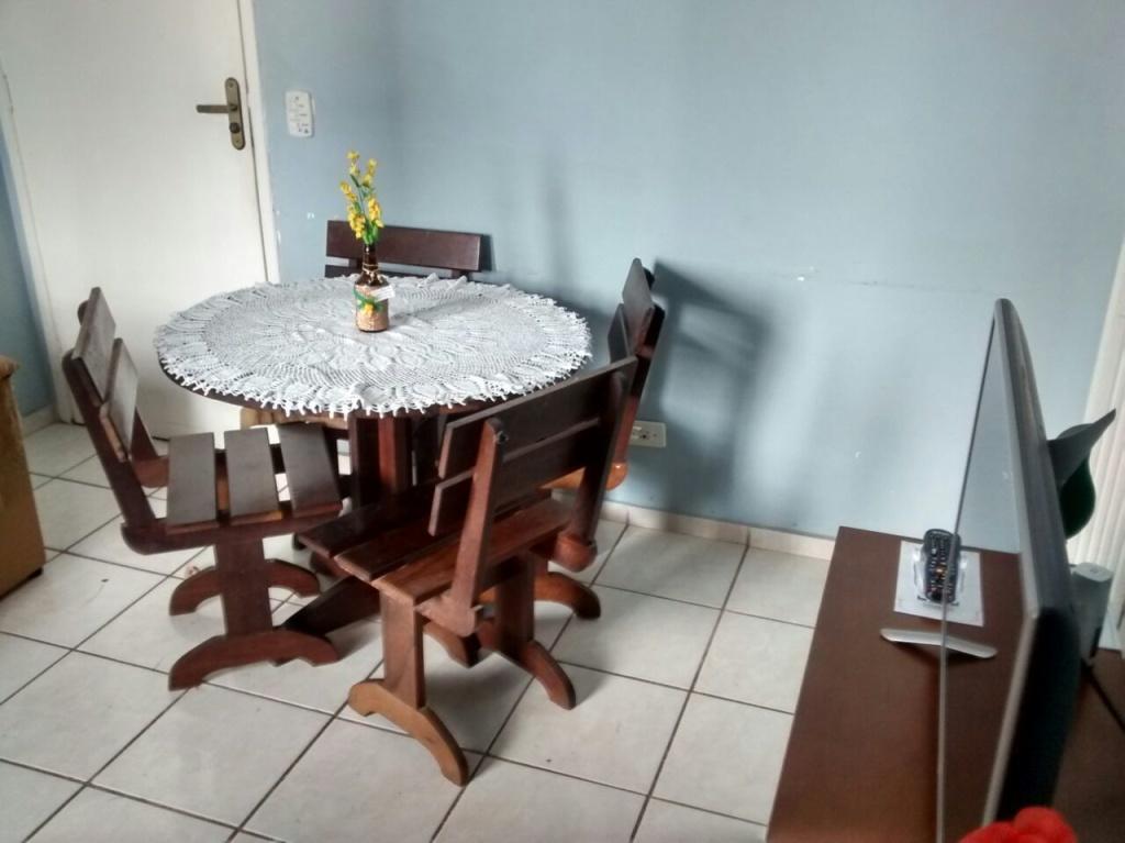 Sala ang 03 do apartamento com 2 dormitórios em VILA SONIA - PRAIA GRANDE