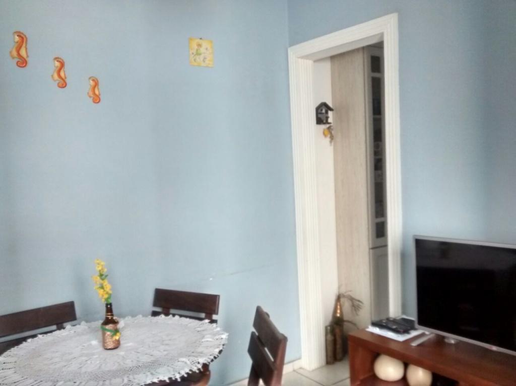 Sala ang 04 do apartamento com 2 dormitórios em VILA SONIA - PRAIA GRANDE