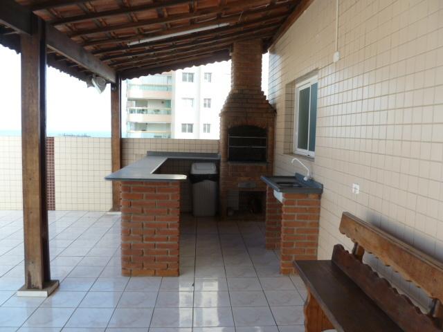 Salão de Festas do kitinet com 1 dormitórios em AVIAÇÃO - PRAIA GRANDE