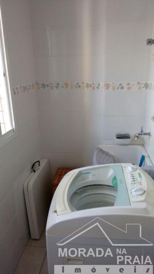 Área de serviço ang 02 do apartamento com 2 dormitórios em CANTO DO FORTE - PRAIA GRANDE