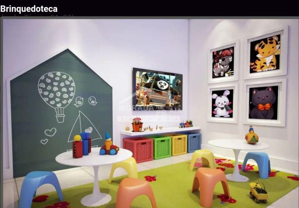 Brinquedoteca do apartamento com 2 dormitórios em MIRIM - PRAIA GRANDE