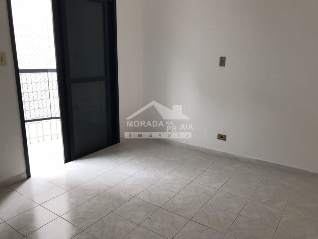 Dormitório 1 do apartamento com 2 dormitórios em CANTO DO FORTE - PRAIA GRANDE