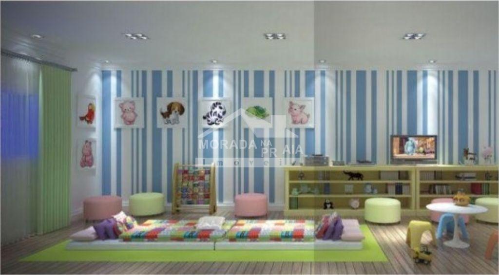 Espaço Kids do apartamento com 2 dormitórios em Vila Tupi - Praia Grande