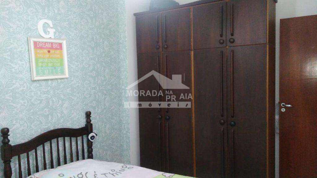 W/c suite do apartamento com 3 dormitórios em CANTO DO FORTE - PRAIA GRANDE