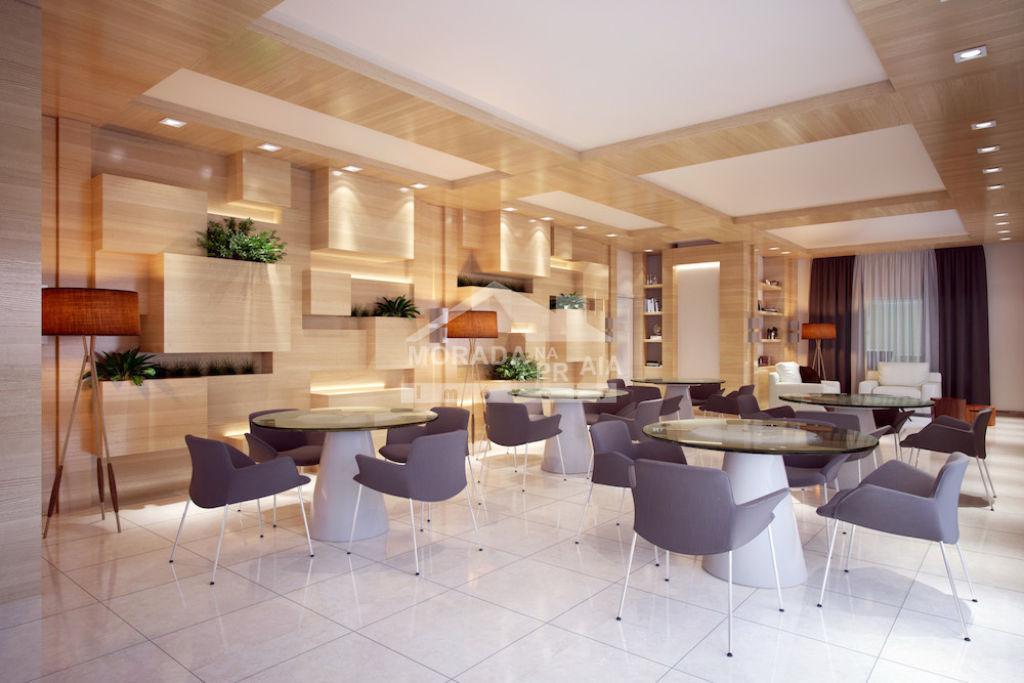 Salão de Festas do apartamento com 1 dormitórios em CAIÇARA - PRAIA GRANDE