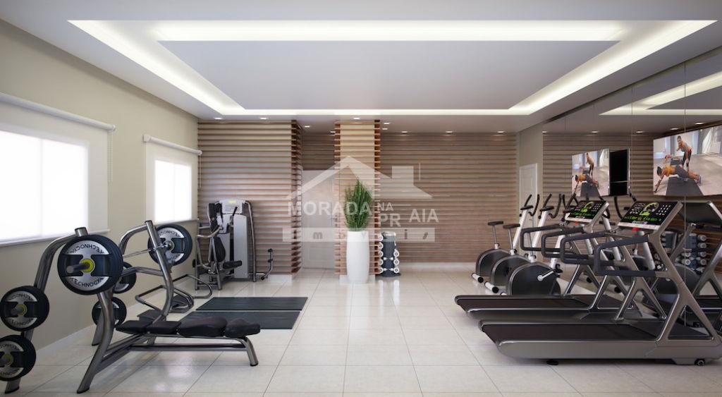 Academia do apartamento com 2 dormitórios em CAIÇARA - PRAIA GRANDE