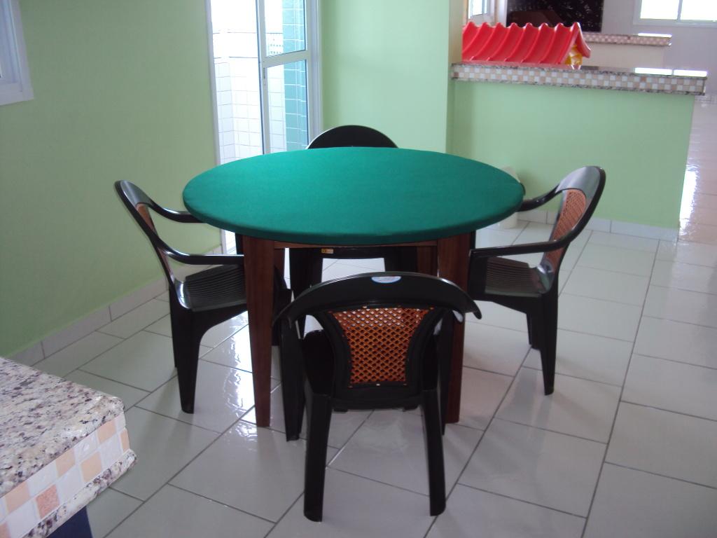 WC social do apartamento com 1 dormitórios em BOQUEIRÃO - PRAIA GRANDE