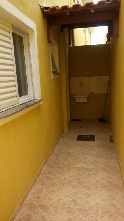 Área de serviço do condomínio fechado com 2 dormitórios em MELVI - PRAIA GRANDE