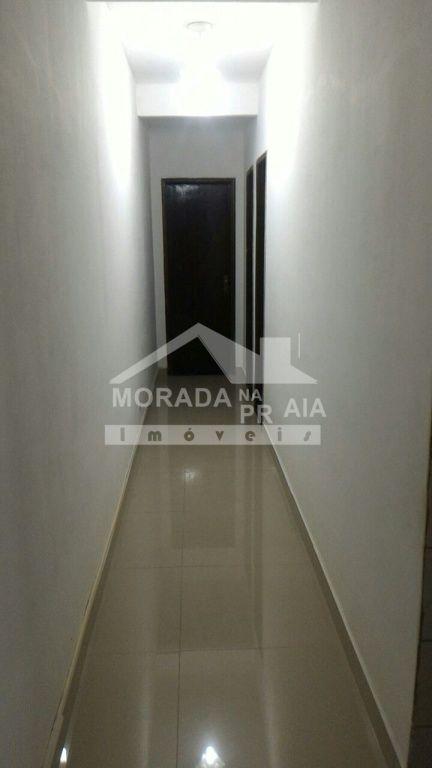 do casa sobreposta com 2 dormitórios em TUDE BASTOS - PRAIA GRANDE