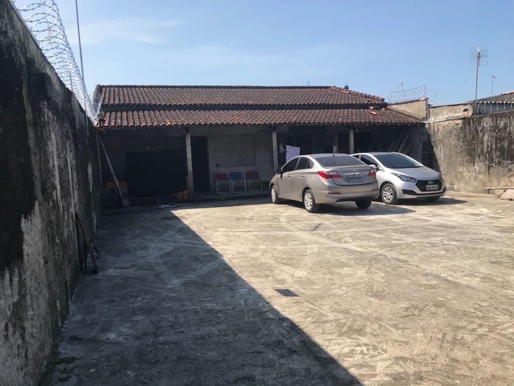 Frente do terreno com 0 dormitórios em MELVI - PRAIA GRANDE