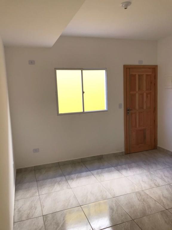 Sala ang 03 do condomínio fechado com 2 dormitórios em TUDE BASTOS - PRAIA GRANDE