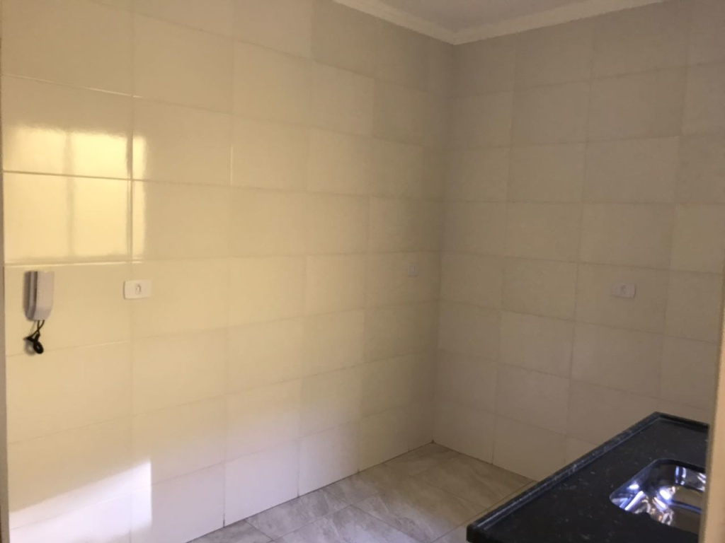Cozinha ang 02 do condomínio fechado com 2 dormitórios em TUDE BASTOS - PRAIA GRANDE