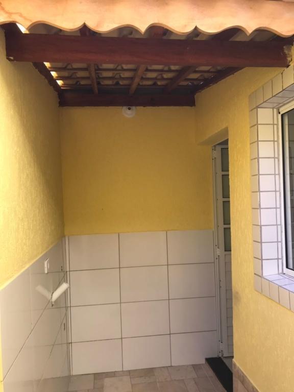 Área de serviço ang 02 do condomínio fechado com 2 dormitórios em TUDE BASTOS - PRAIA GRANDE