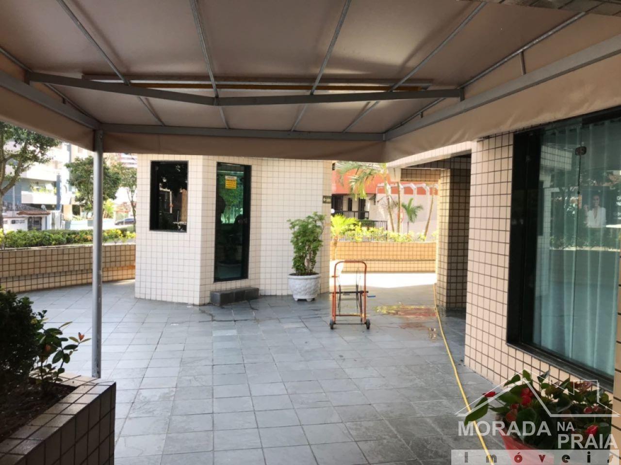 Guarita 24 horas do apartamento com 2 dormitórios em CANTO DO FORTE - PRAIA GRANDE