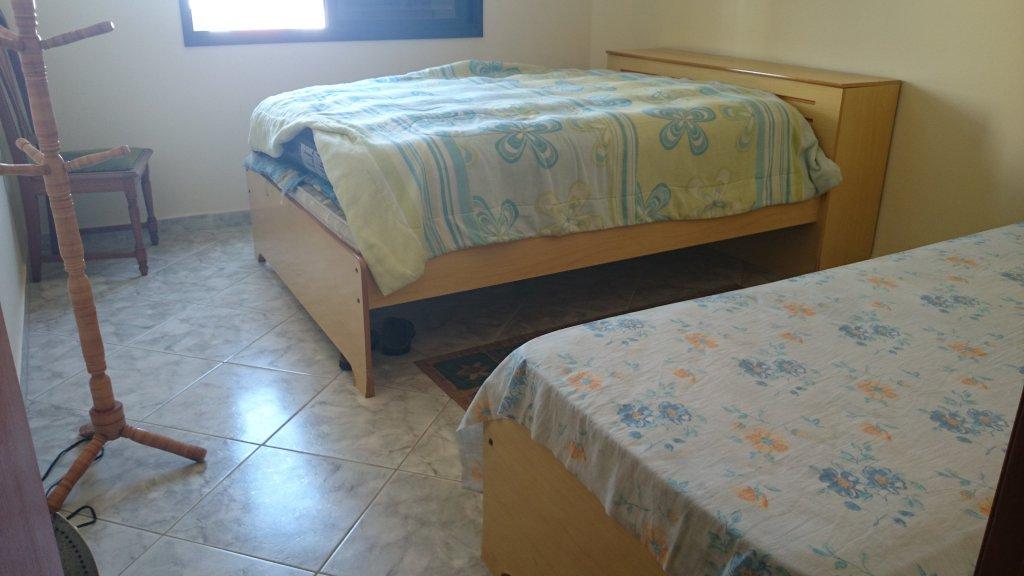 Dorm do apartamento com 1 dormitórios em Campo da Aviação - Praia Grande