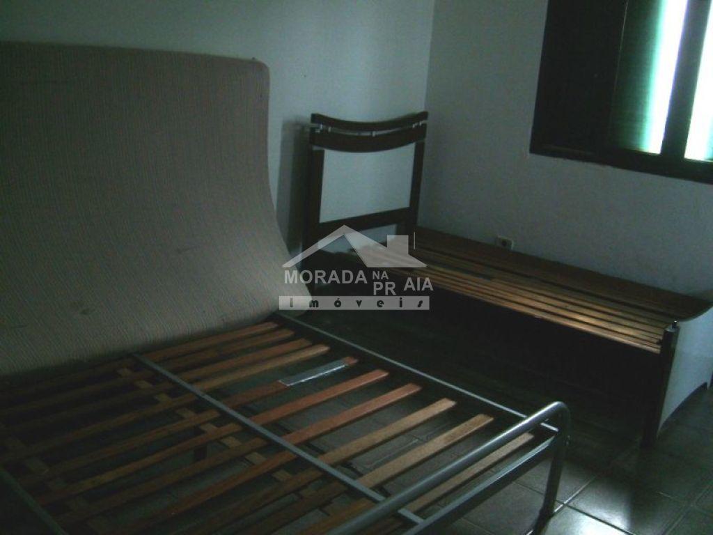 Suite  do casa geminada com 2 dormitórios em CAIÇARA - PRAIA GRANDE