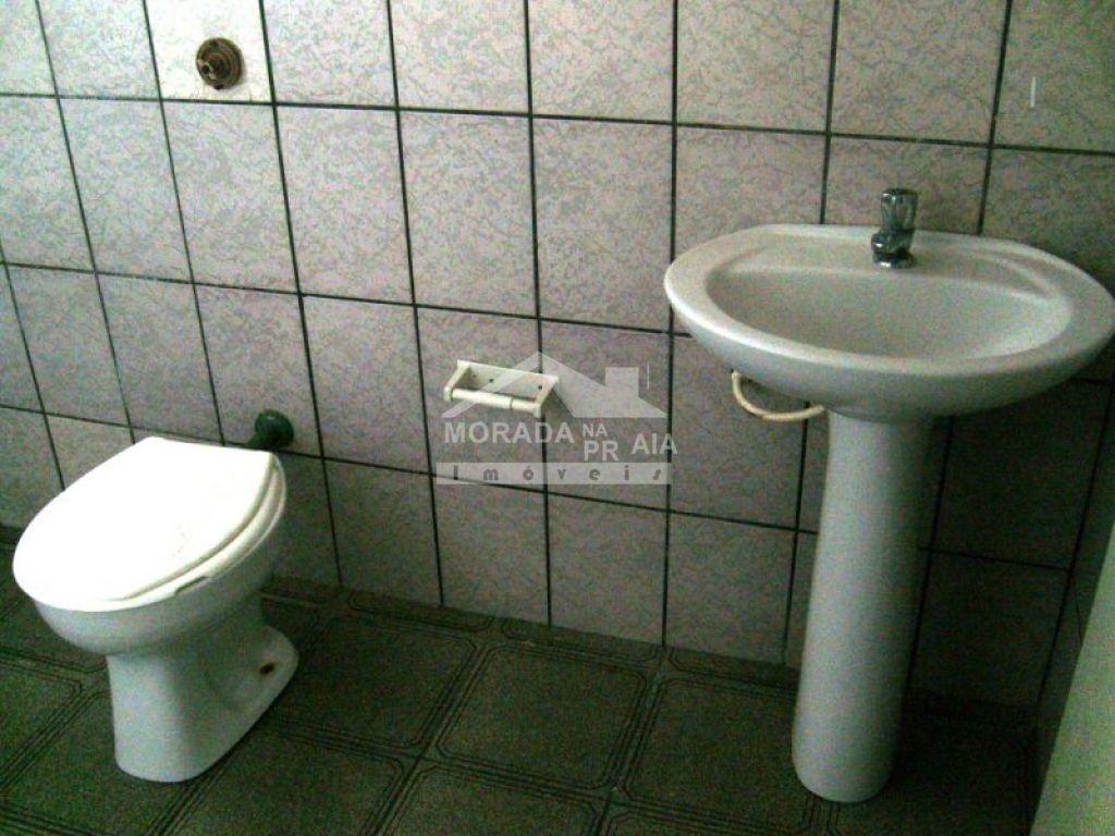 WC suite do casa geminada com 2 dormitórios em CAIÇARA - PRAIA GRANDE