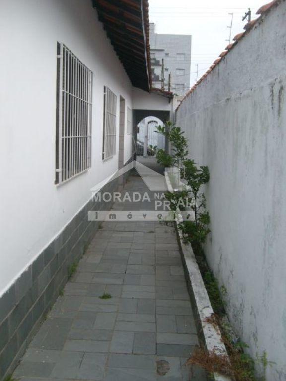 Corredor externo do casa geminada com 2 dormitórios em CAIÇARA - PRAIA GRANDE
