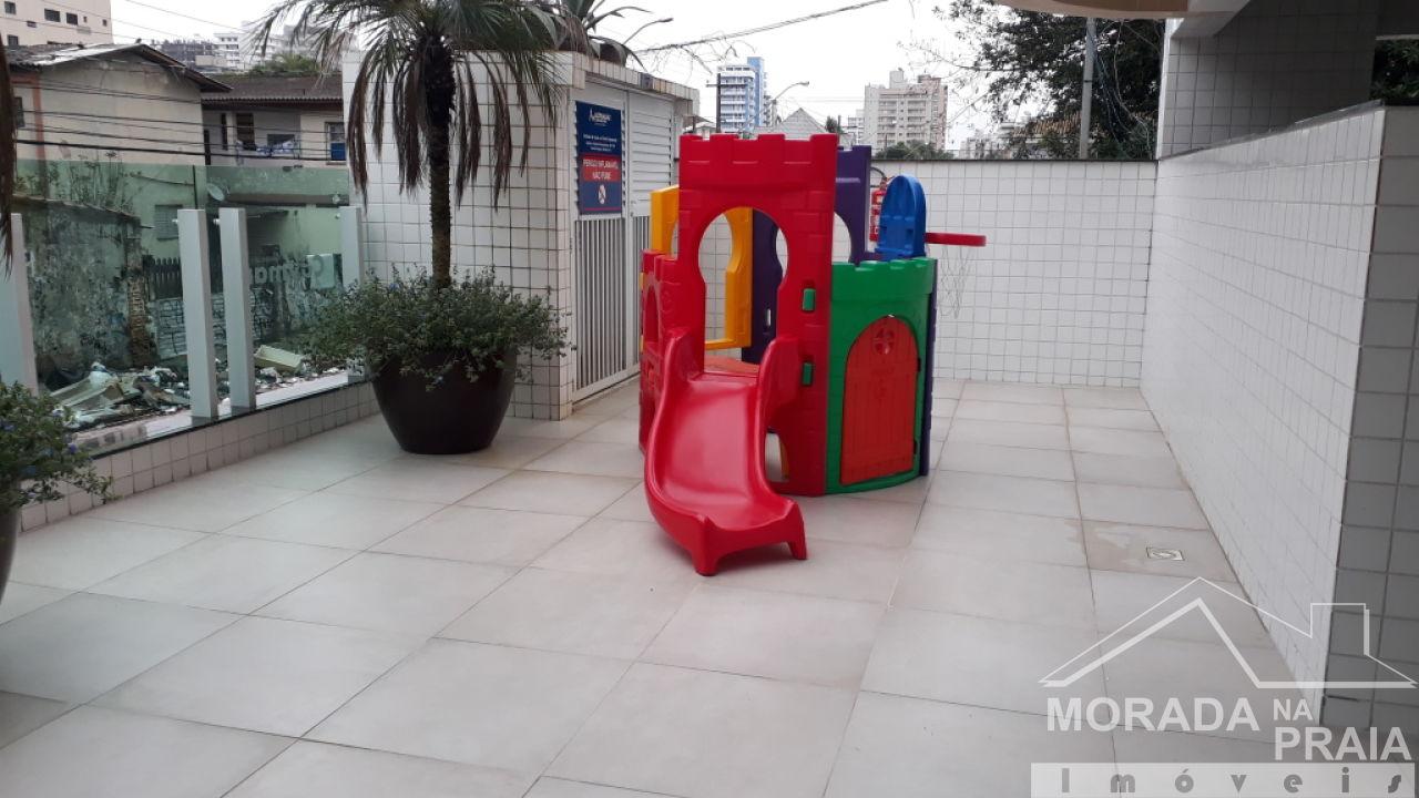 Espaço Infantil do apartamento com 2 dormitórios em CANTO DO FORTE - PRAIA GRANDE