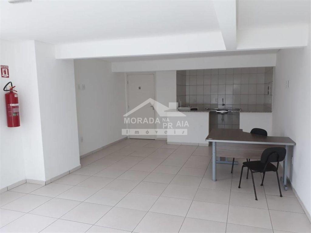 Salão de festas ang 03 do apartamento com 2 dormitórios em GUILHERMINA - PRAIA GRANDE