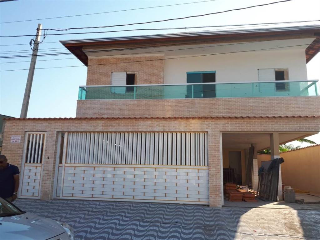 do condomínio fechado com 2 dormitórios em TUDE BASTOS - PRAIA GRANDE