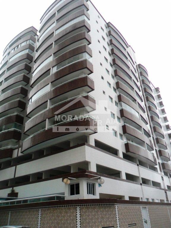 Fachada ang 02 do apartamento com 1 dormitórios em OCIAN - PRAIA GRANDE