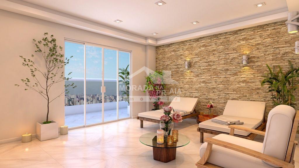 SAUNA do apartamento com 2 dormitórios em Campo da Aviação - Praia Grande