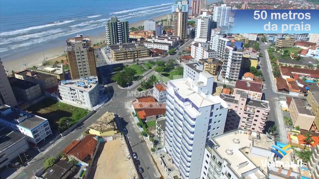 do apartamento com 1 dormitórios em Vila Caiçara - Praia Grande