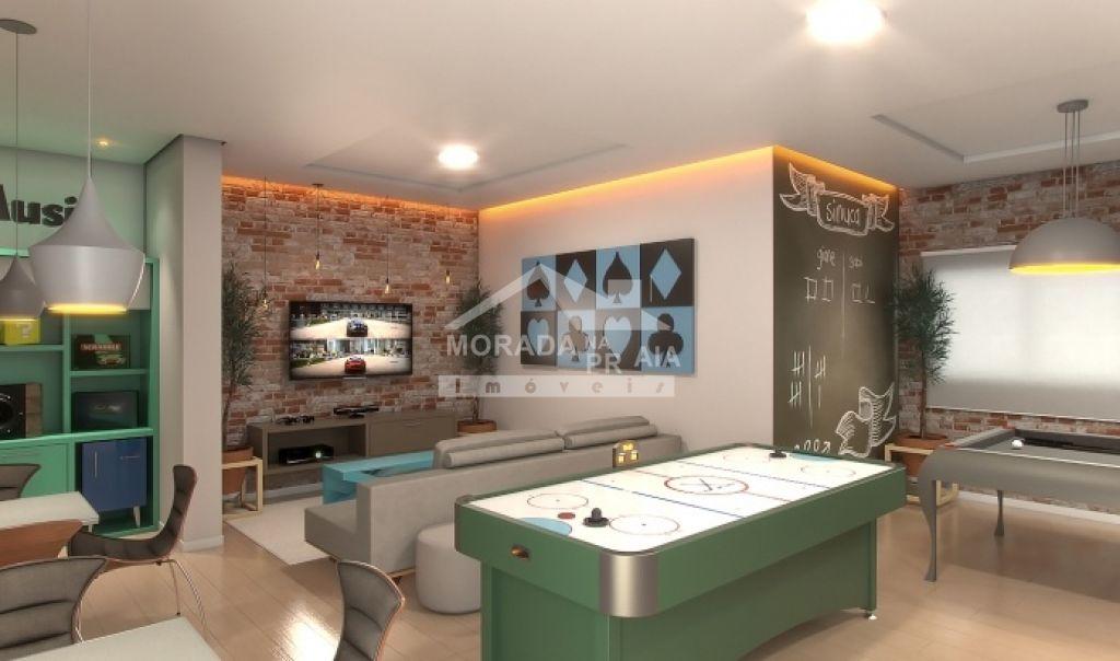 Salão de Jogos do apartamento com 2 dormitórios em Vila Caiçara - Praia Grande