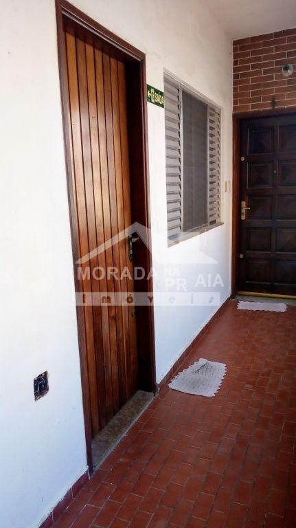 Área Externa do apartamento com 2 dormitórios em CANTO DO FORTE - PRAIA GRANDE