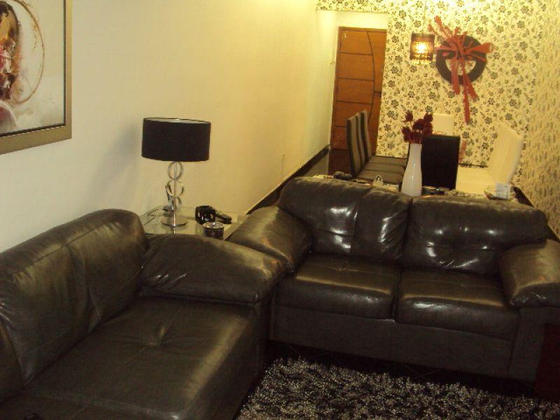 Sala ang 04 do apartamento com 2 dormitórios em CANTO DO FORTE - PRAIA GRANDE