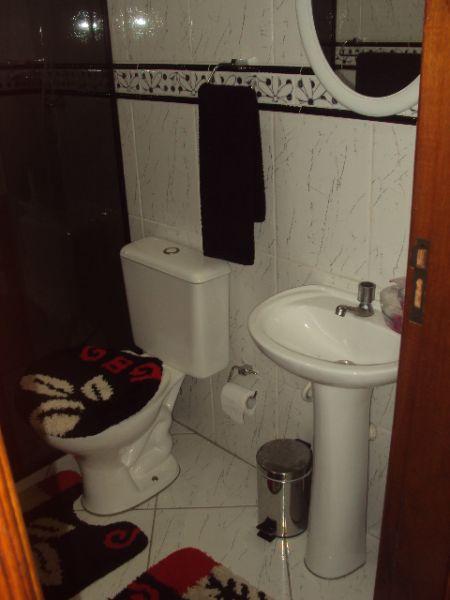 WC social do apartamento com 2 dormitórios em CANTO DO FORTE - PRAIA GRANDE