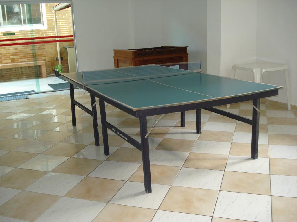 Salão de jogos ang 02 do apartamento com 2 dormitórios em CANTO DO FORTE - PRAIA GRANDE
