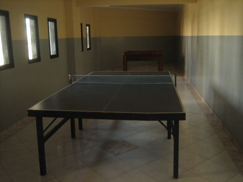 Salão de jogos do apartamento com 2 dormitórios em GUILHERMINA - PRAIA GRANDE