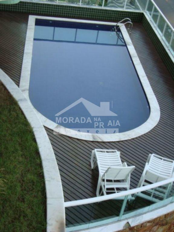 Piscina ang 02 do apartamento com 3 dormitórios em CANTO DO FORTE - PRAIA GRANDE
