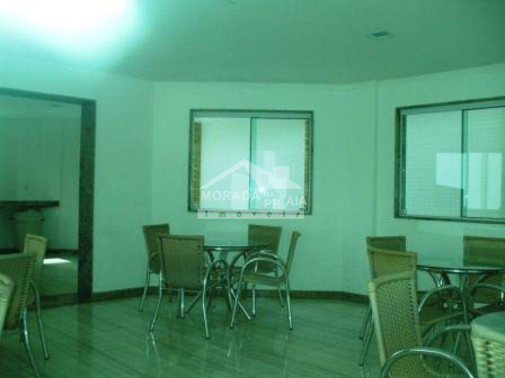 Salão de festas ang 02 do apartamento com 2 dormitórios em TUPI - PRAIA GRANDE