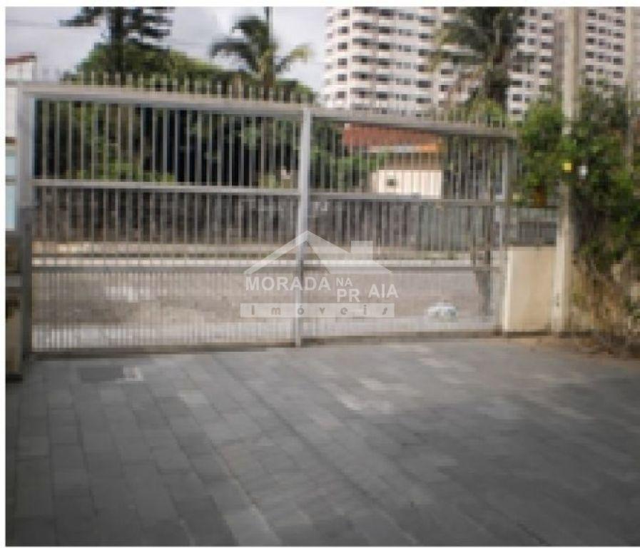 Garagem do casa geminada com 3 dormitórios em MIRIM - PRAIA GRANDE