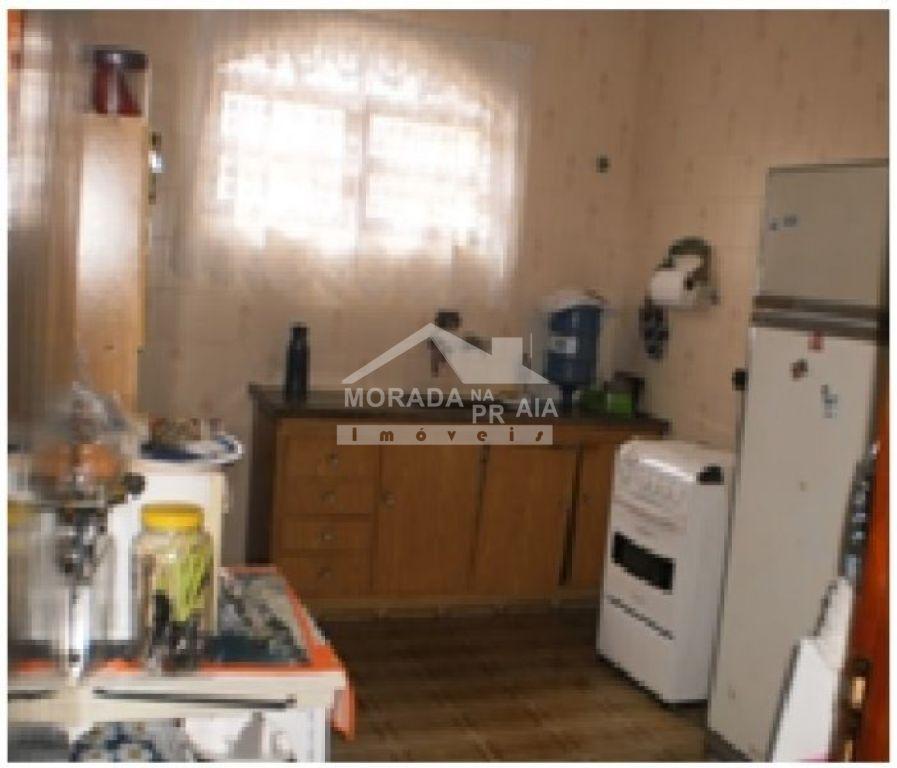 Cozinha do casa geminada com 3 dormitórios em MIRIM - PRAIA GRANDE