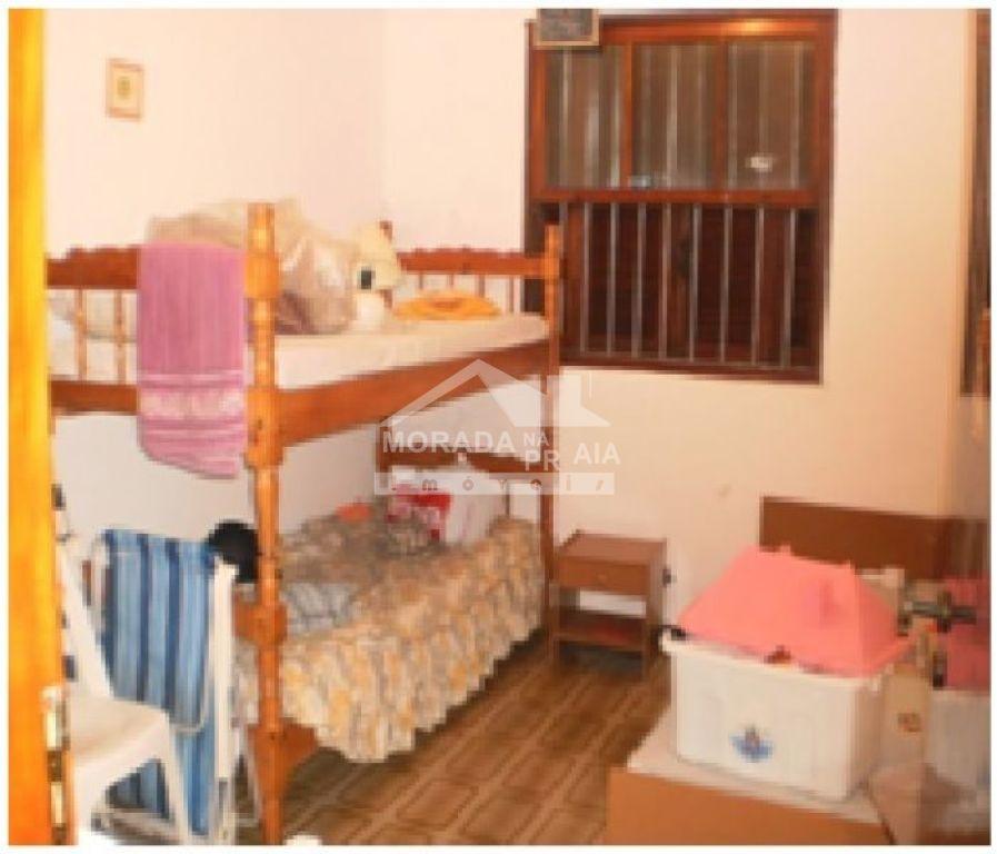 Dorm do casa geminada com 3 dormitórios em MIRIM - PRAIA GRANDE