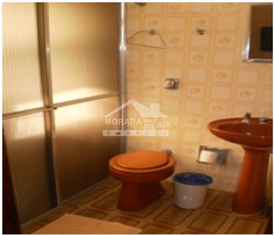 WC social do casa geminada com 3 dormitórios em MIRIM - PRAIA GRANDE