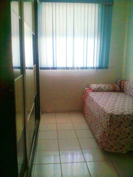 Dorm 01 do apartamento com 2 dormitórios em CANTO DO FORTE - PRAIA GRANDE