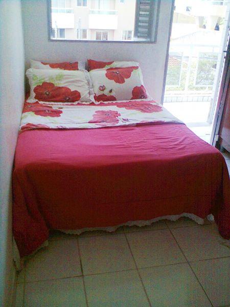 Dorm 02 do apartamento com 2 dormitórios em CANTO DO FORTE - PRAIA GRANDE